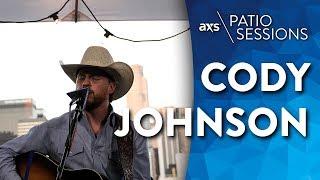 Cody Johnson on AXS Patio Sessions