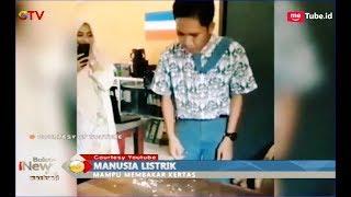 VIRAL Siswa SMA Punya Energi Listrik di Tubuhnya, Guru Kena Setrum! - BIP 27/01