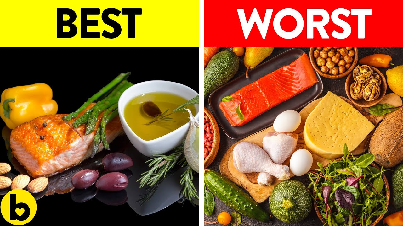 Experts Select The Best And Worst Diet Of 2020