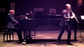 G. Gershwin, Summertime. Duo JanDi