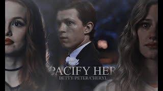 betty/peter/cheryl - pacify her