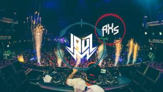 Harder Better Faster Stronger VS Squad Out (Jauz [Ultra Brasil] Mashup)
