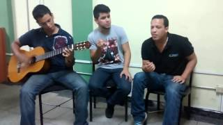 Cover Mi Chica Ideal - Chino y Nacho por Sexto Sentido Music, (Ensayo)
