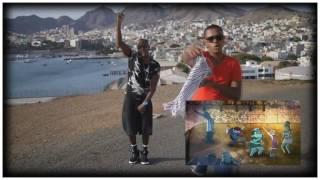 Sem Djobi Pa Lado   Niggaz Dponta Falu & Badiss ponta studio pro  official video ponta studio pro