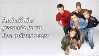 Westlife - Uptown Girl (Lyrics)