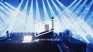 Gramatik | Epigram Tour NYE recap