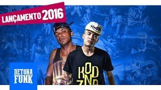 MC Dipreto e MC Brisola - Mentaliza (Áudio Oficial) Lançamento 2016