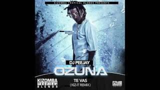 2017 Kizomba Remix   Ozuna Te Vas by DJ Peejay