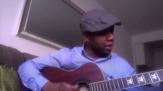 you are the living word (Fred hammond) - Samuel Shukrani's cover