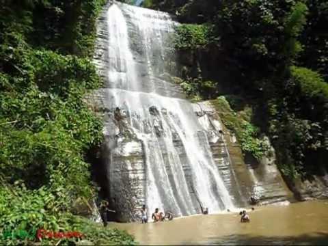 HumHum Waterfall, Rajkandi, Moulvibazar