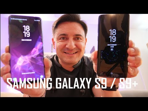 HANDS - ON - Samsung Galaxy S9 și S9+