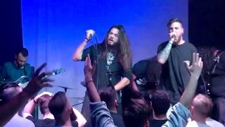 Dementia - Reign of Darkness (Live in Athens 2016) Thy Art is Murder cover