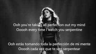 Bad Liar- Selena Gomez (Lyrics y Letra en español)