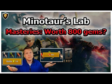 RAID Shadow Legends | Are Masteries Worth 800 Gems?