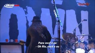 System Of A Down - Prison Song live Rock in Rio [Legendado-BR/HD Quality]
