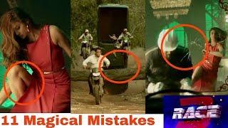 11 Magical Mistakes In Race 3 Official Trailer | Salman Khan | Jacqueline Fernandez.