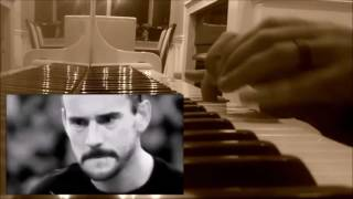 CM Punk 2nd WWE Theme Song - Cult of Personality (Piano)