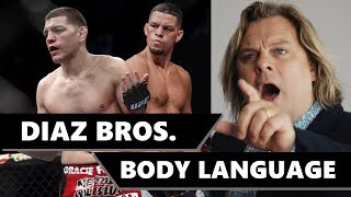 Diaz Brothers Body Language Breakdown