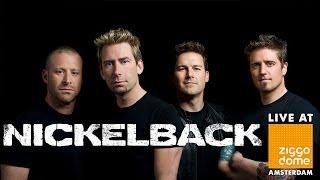Nickelback - Savin' Me (Live @ Ziggo Dome, Amsterdam - 18.11.2013)