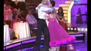 Carla Chambel no Dança Comigo - Valsa