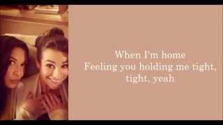 Glee - A Hard Day's Night (Lyrics)