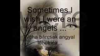 Kelly Family an angel lyrics (magyar fordítással)