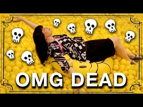 MORTICIAN RECRUITS TEENAGERS AT VIDCON