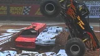 Monster Jam - Avenger-Mopar Magic-Screamin' Demon Monster Trucks - Birmingham, AL 1/8-1/9