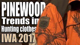 Pinewood Hunting Clothes - IWA 2017