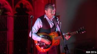 """Ian Parker""   ""Humanity Blues""  Ripley Town Hall 24/09/16"