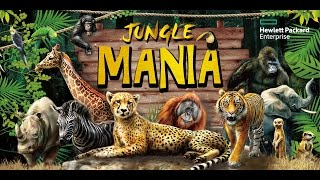 2016 HPE Jungle Mania Party
