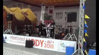 KAREL CAHA DUO - Svatovavřinecké Přerovské hody 2011