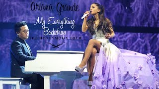 Ariana Grande - Intro [Grandpa] ft. My Everything - BACKDROP Honeymoon Tour [2015]