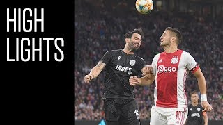 Highlights Ajax - PAOK