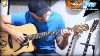 Donkey Kong Country 2 -Stickerbush Symphony Bramble Blast Acoustic Fingerstyle