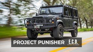 Project Punisher | Custom Defender 110