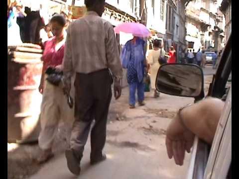 Een dag in Kathmandu