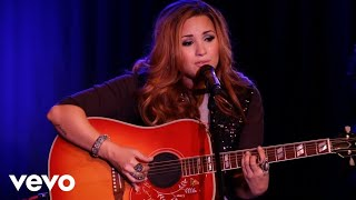 Demi Lovato - Catch Me / Don't Forget (An Intimate Performance) width=