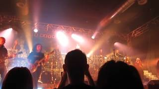 Avantasia - Sign of the Cross (Live + band introduction, only part of the song) 03.04.16 Berlin
