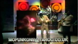 JAMES BROWN & THE J.B.'S - MOTHER POPCORN.LIVE TV PERFORMANCE 1969.