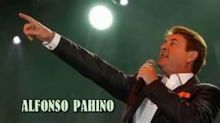 Alfonso Pahino  -  UNA LACRIMA SUL VISO  (Letra en  español )