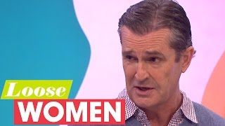 Rupert Everett On Wanting To Be A Girl And His Thoughts On Caitlyn Jenner | Loose Women