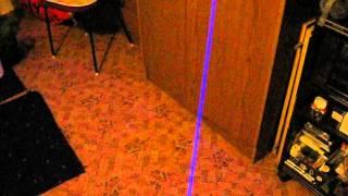 1W 445nm kék lézer