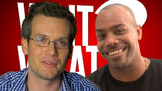 WAIT WHAT?! Feat. John Green and Thug Notes!