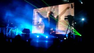 Fatboy Slim - Funk Soul Brother - live @ MFCC Malta 30th April 2011