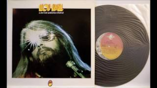 12.  It's All Over Now, Baby Blue - Leon Russell - And The Shelter People (Hank Wilson)