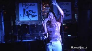 Lucie Gagnon Quartet - I Get A Kick Out Of You - Maison du Jazz / House of Jazz