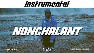 6LACK - Nonchalant (INSTRUMENTAL)