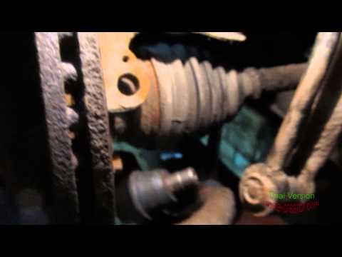 Замена рычага подвески додж интрепид часть2