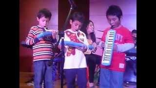 Concierto Clausura canción ABC - Mariana y Jose Luis Vargas